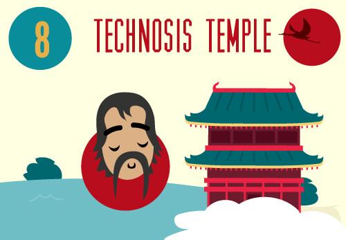 technosis-temple