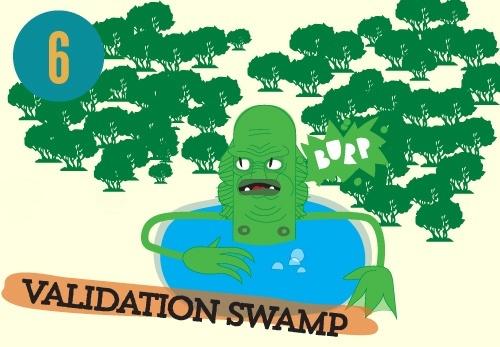 validation-swamp